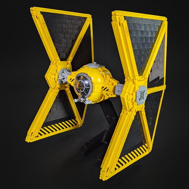 Mining TIE Fighter