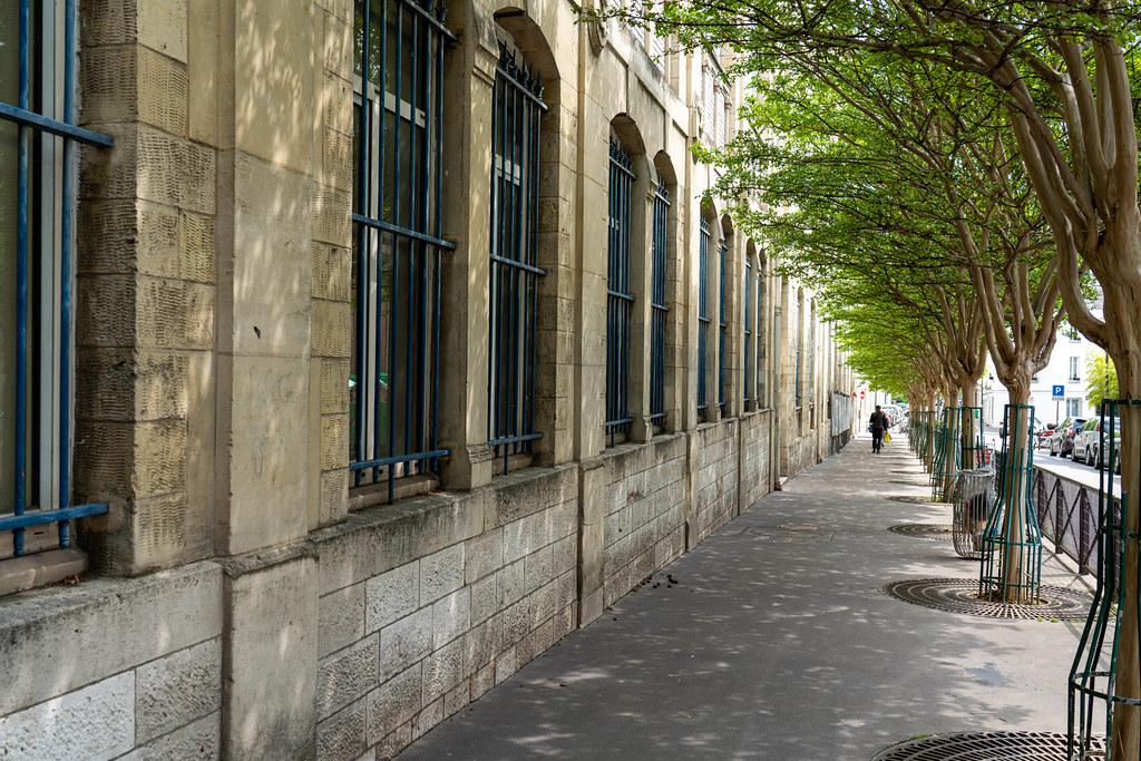 Paris cité aux fleurs