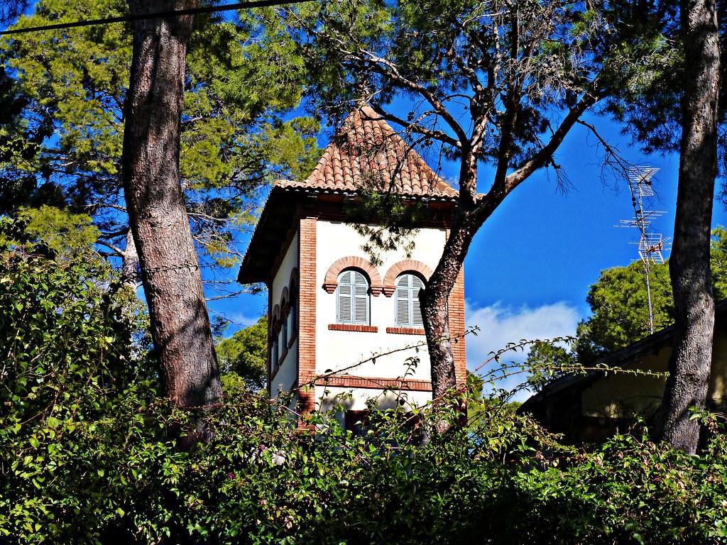 Mirador de Villa la Casona - Nàquera - València