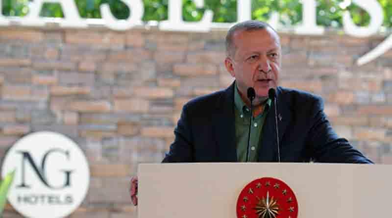 Erdoğan: Turizmde Dünya Markası Olana Kadar Durmayacağız