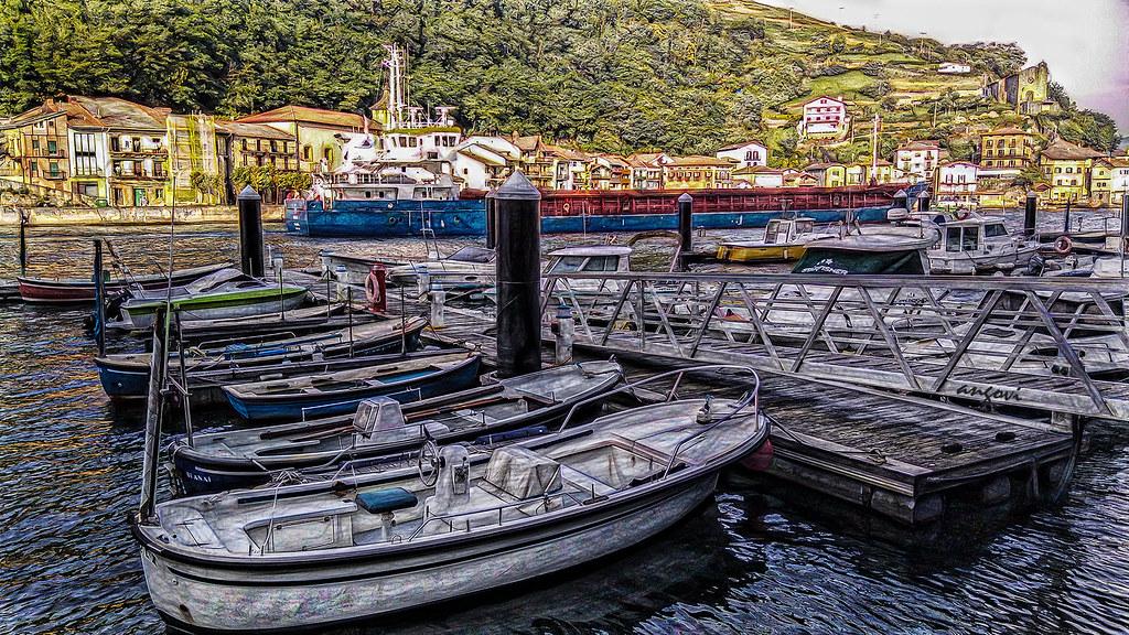 Puerto de pasaia