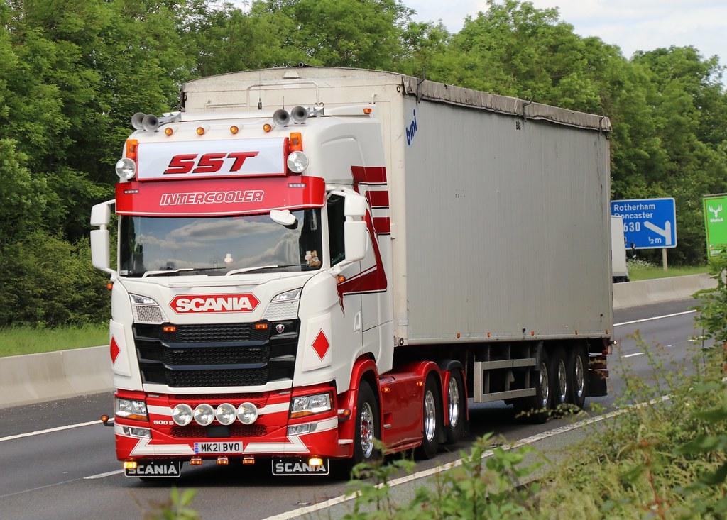 SST MK21 BVO