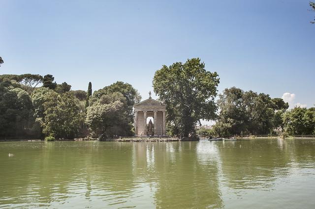 Villa Borghese (Giardino del Lago)