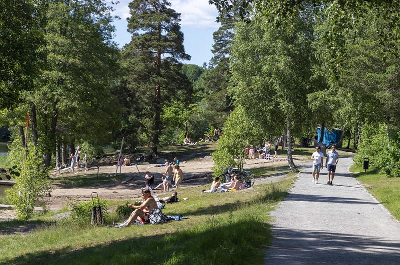 Flaten Promenade