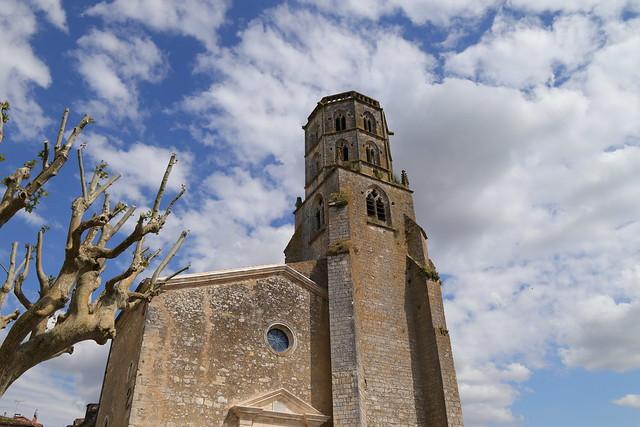 Eglise Saint-Michel de Mauvezin (XIVème siècle)