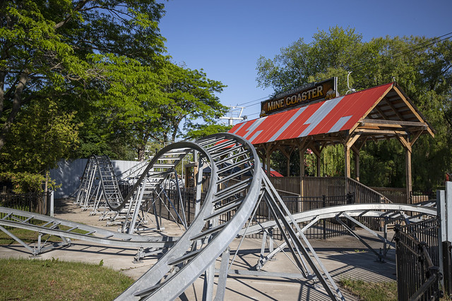 Centreville Amusement Park re-opening July 2nd?