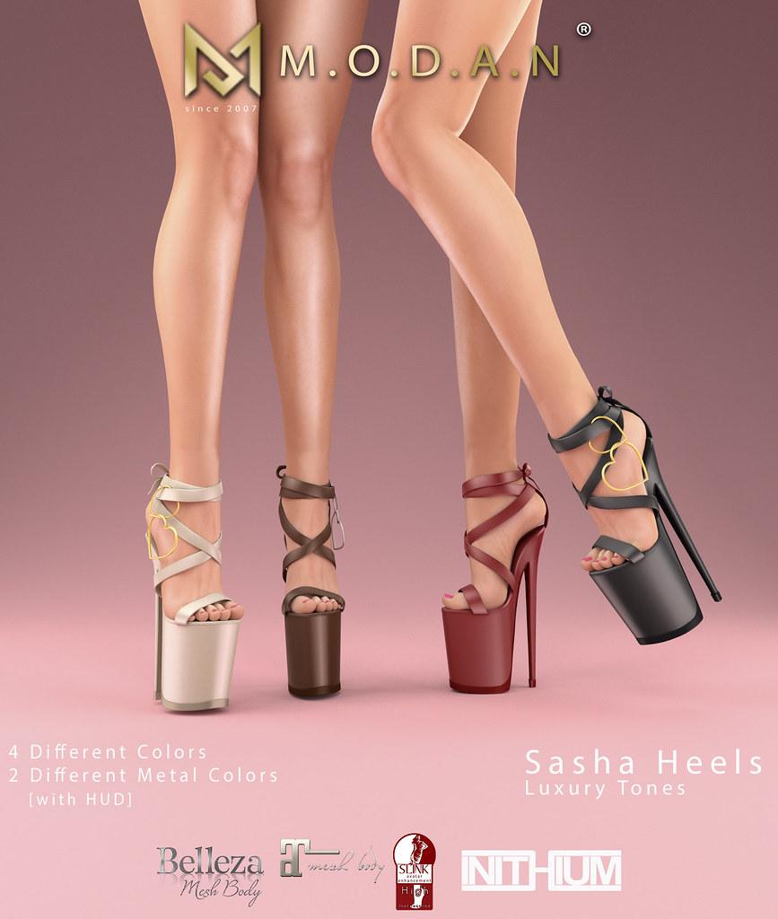 Sasha Heels