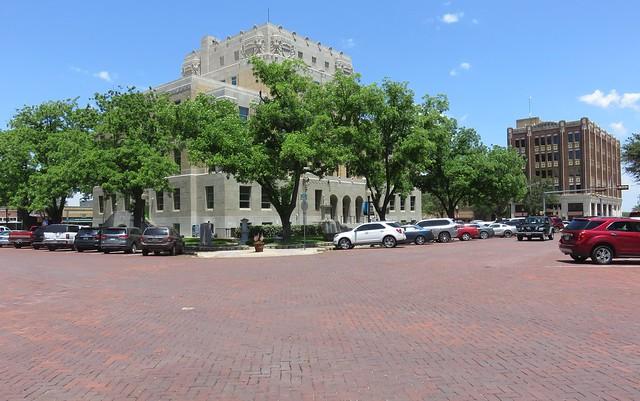Eastland County Courthouse Square (Eastland, Texas)