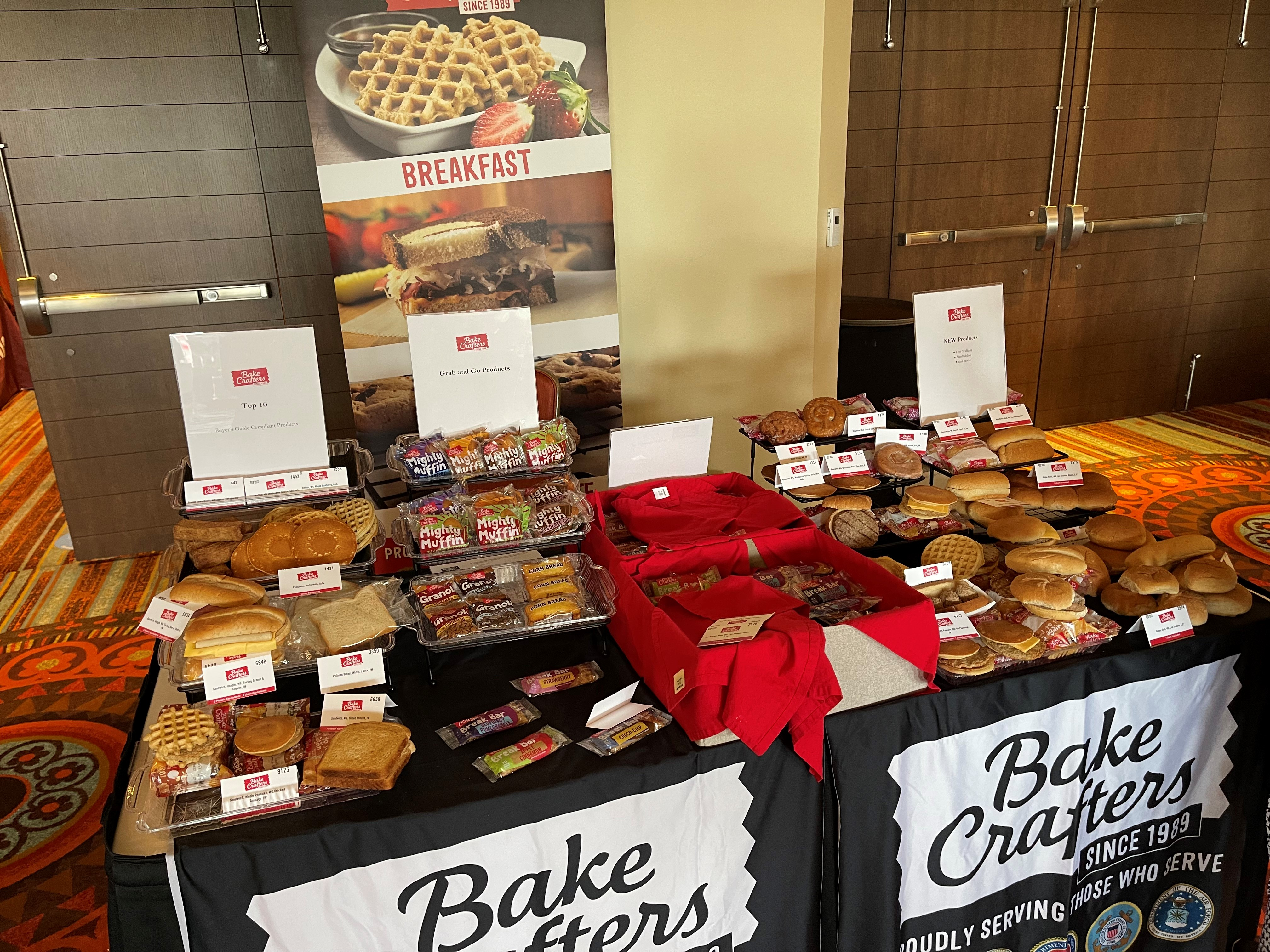 R&DA Food Demo (Bake Crafters)