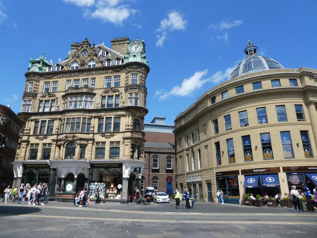Waterstones, Newcastle