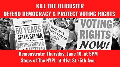 Kill The Fillbuster NYC