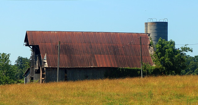 Old Barm - Barry County, Missouri