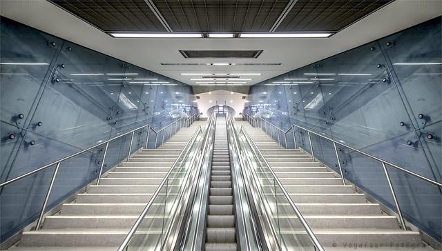 Escalator To Heaven ?