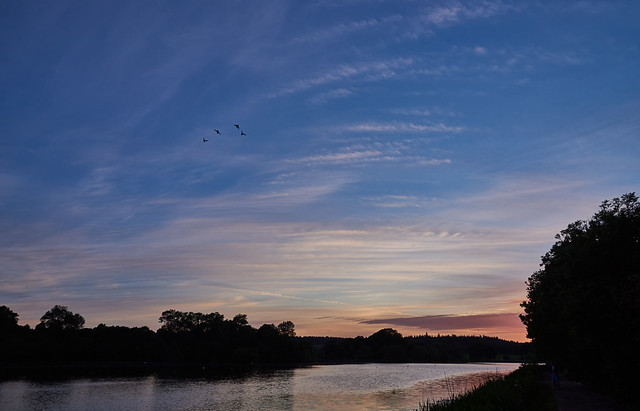 Sunset - Great Lake