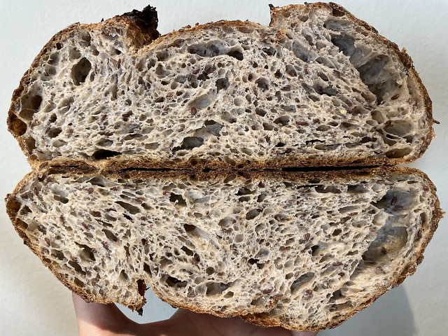 Whole Wheat 25% - Chia / Flax seeds