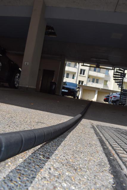 Fahrzeugbrand Untere Augasse - 18.06.2021