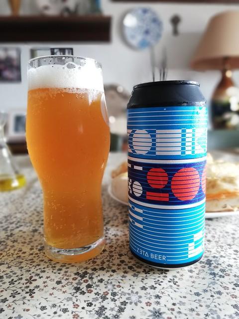 Zeta Beer Magic hour