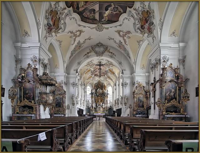 Schongau - Parish Church of the Assumption