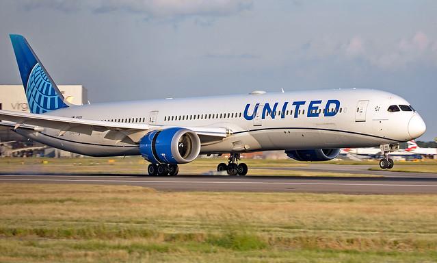 N14011 - Boeing 787-10 Dreamliner - LHR