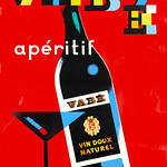 Tue, 2021-06-01 00:00 - ANDRUET, Francis. Vabé Apéritif, 1950