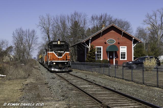 Wethersfield Depot