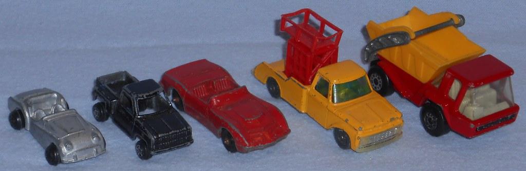 More Vintage Cars & Trucks Picked Up