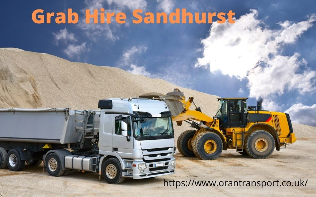 Grab Hire Sandhurst