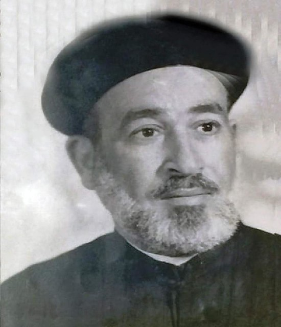القمص إبراهيم باسيليوس (2)