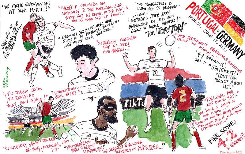Euro 2020 POR-GER