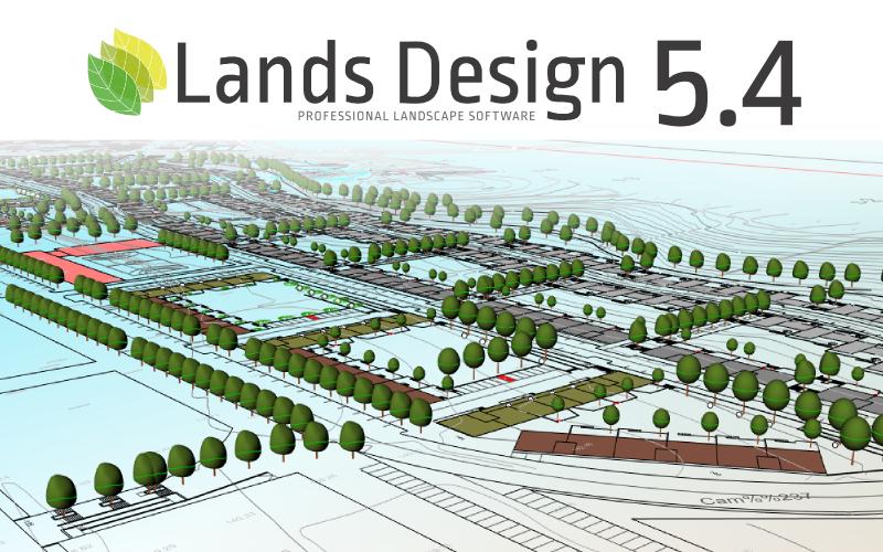 Lands Design 5.4.1.6751 for Rhino full
