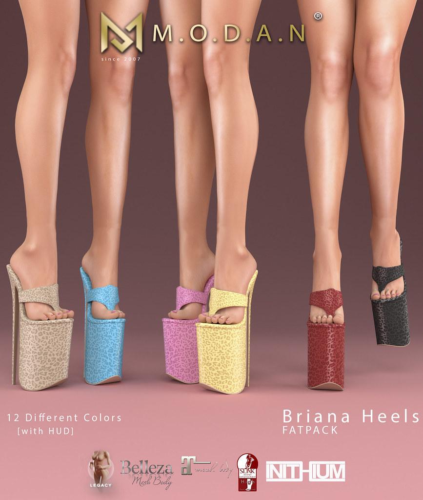 Briana Heels