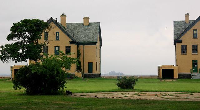 Fort Hancock . sandy hook new Jersey