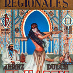 Tue, 2021-06-01 00:00 - Ad for a sweet Sherry, 'The Harem', from Spain.
