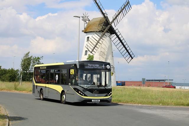 Blackpool Transport 230 YX18KWK