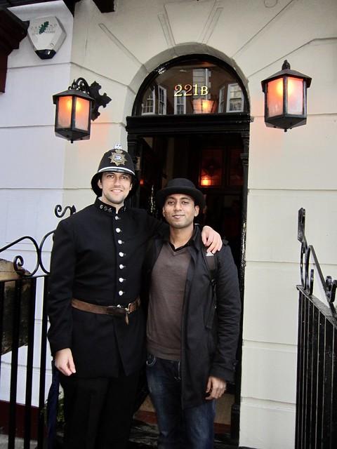 Ank Kumar - 221B, Baker Street, London 2012