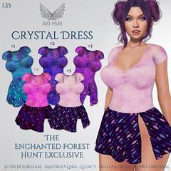 [Ari-Pari] Crystal Dress Hunt Key