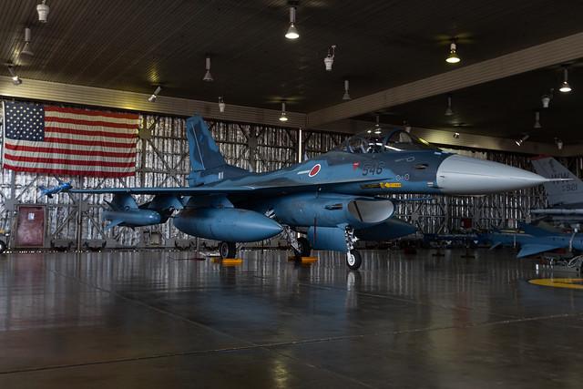 JASDF 3SQ F-2A
