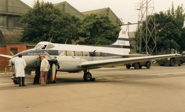 G-ARDE DH-104 Dove