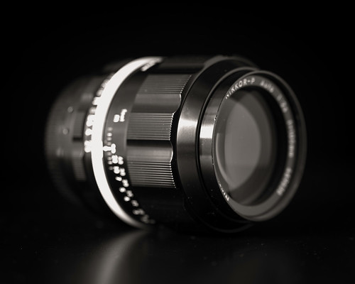 Lens Stories ~ Nikon Nikkor-P 105mm f/2.5