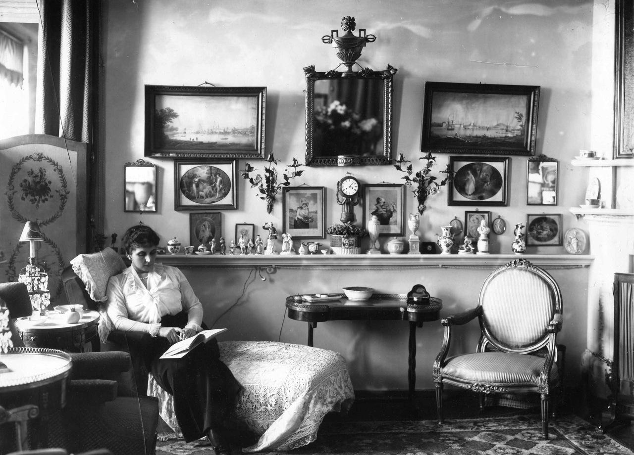 1914. Княгиня Мария Алексеевна Трубецкая