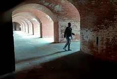 Fort Point - open again