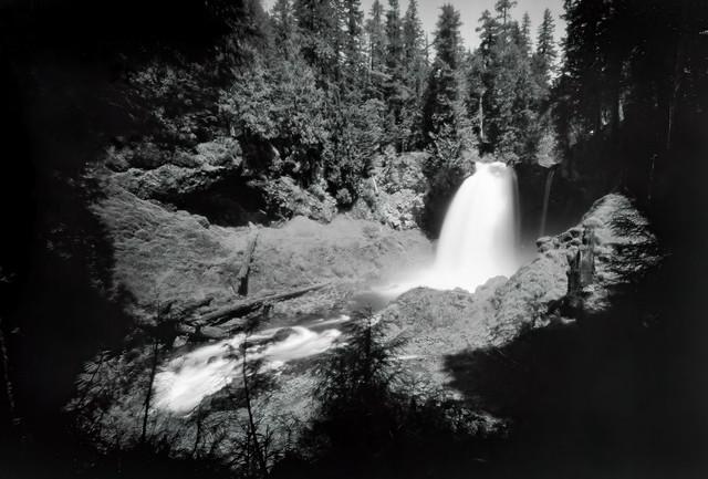Koosah Falls (pinhole/film)