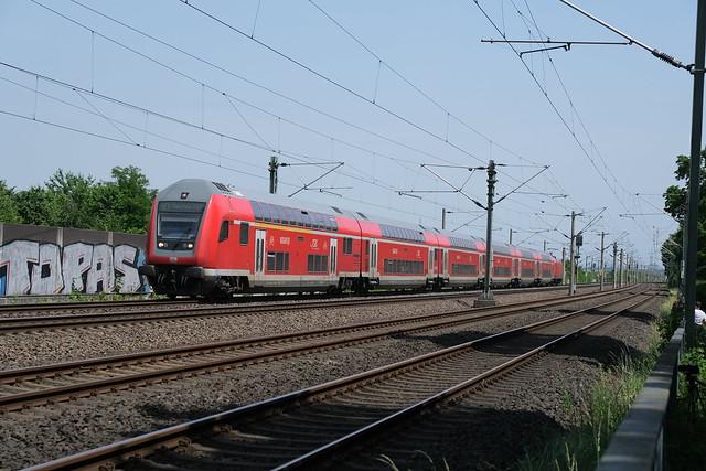 RE 9 in Frechen Königsdorf