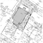 Яворницкого Дмитрия проспект, 91 - Карта М1-500 PAPER800 [Вандюк Е.Ф.]