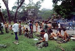 Vietnam War Fall of Saigon