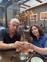 Fran and Jimu2019s 50th NYC Anniversary Celebration! ud83cudf89ud83cudf8a