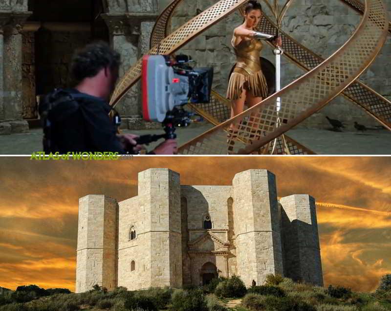 Wonder Woman Island