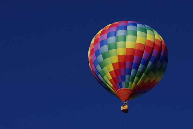 Rainbow Pride Balloon