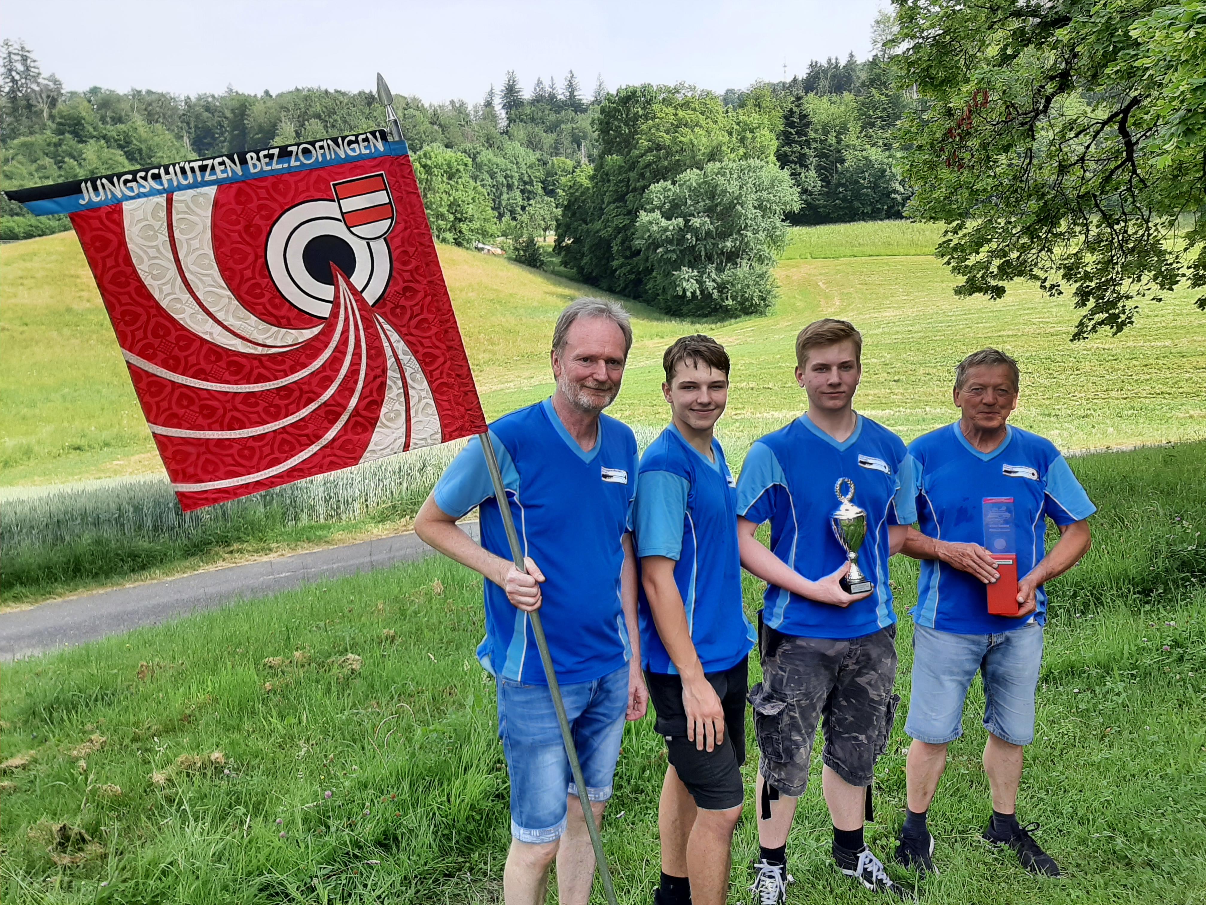 Jungschützen-wettschiessen 2021 Safenwil