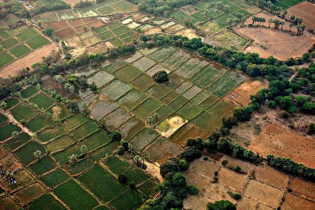 MYANMAR, Burma - Ballonfahrt  früh morgens über das historische Bagan, 78355/13773